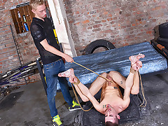 A Highly Clumsy Fuck! - Michael Wyatt & Ashton Bradley
