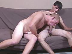 Broke Gay-for-pay Men - Conner and Darren