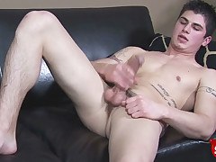 Broke Gay-for-pay Studs - Jacob